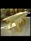 ספסלי עץ