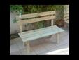ספסל עץ-500ש'ח