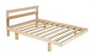 מיטת יחיד מעץ